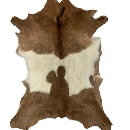 Goat Hide Rugs | Natural Pattern |10276
