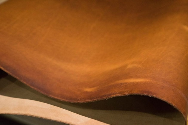 Horween Leather | Dublin | English Tan