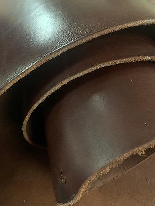 Hermann Oak | English Bridle Leather Straps | Havana