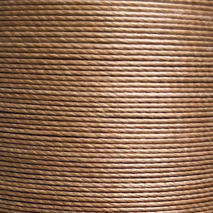 Superfine Waxed Linen Thread | Camel | MS056