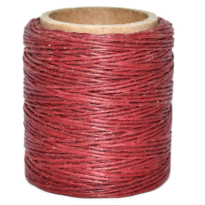 Waxed Polycord | Burgundy | Maine Thread