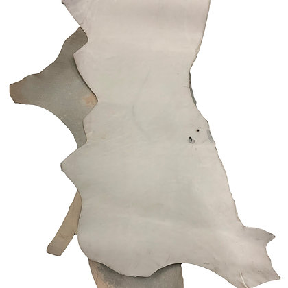 Burro Ghost Wax Belly | Taupe Grey | Conceria Walpier