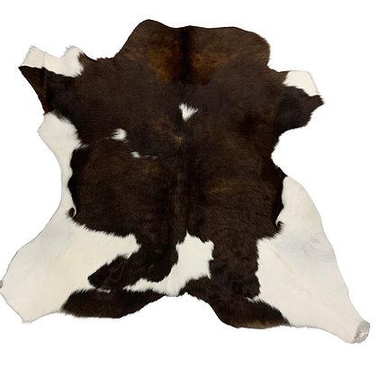 Calf Hide Rugs   Tri Colour   XS cowhides   10323