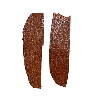 Alligator Flank | Cognac
