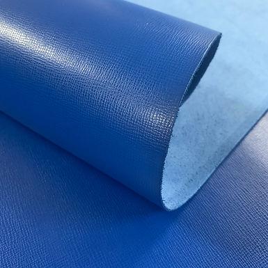 Mini Franzy Leather | Electric Blue