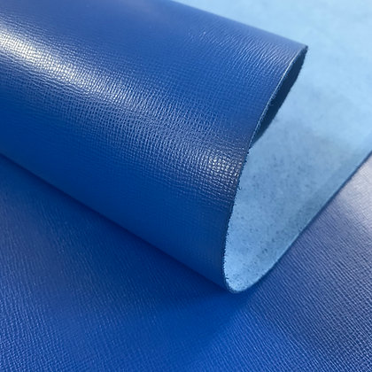 Mini Franzy Leather   Electric Blue