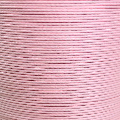 Meisi Waxed Linen Thread |  Rose Pink | MS013
