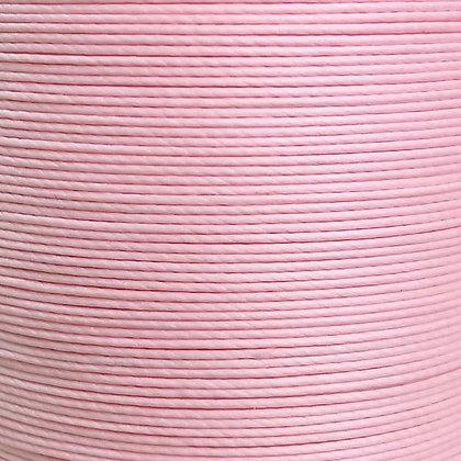 Meisi Superfine Waxed Linen Thread | Rose Pink | MS013
