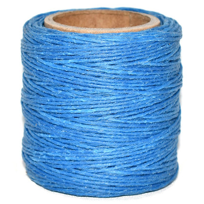 Waxed Polycord | Marina Blue | Maine Thread