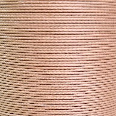 Meisi Superfine Waxed Linen Thread   Cream   MS006
