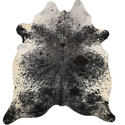 Cowhide Rug | Black Speckle | L | 10060