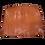 Thumbnail: Cordovan Shoulder | Marlboro Orange | Virgilio Conceria Artigiana