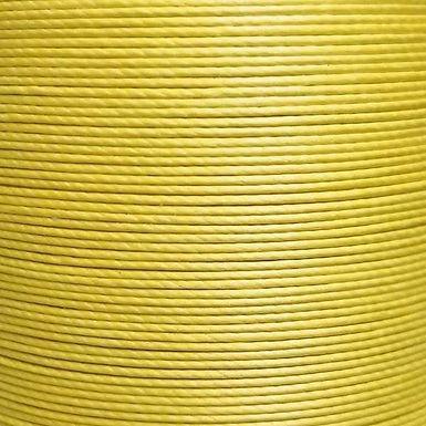 Meisi Waxed Linen Thread   Light Gold   MS062