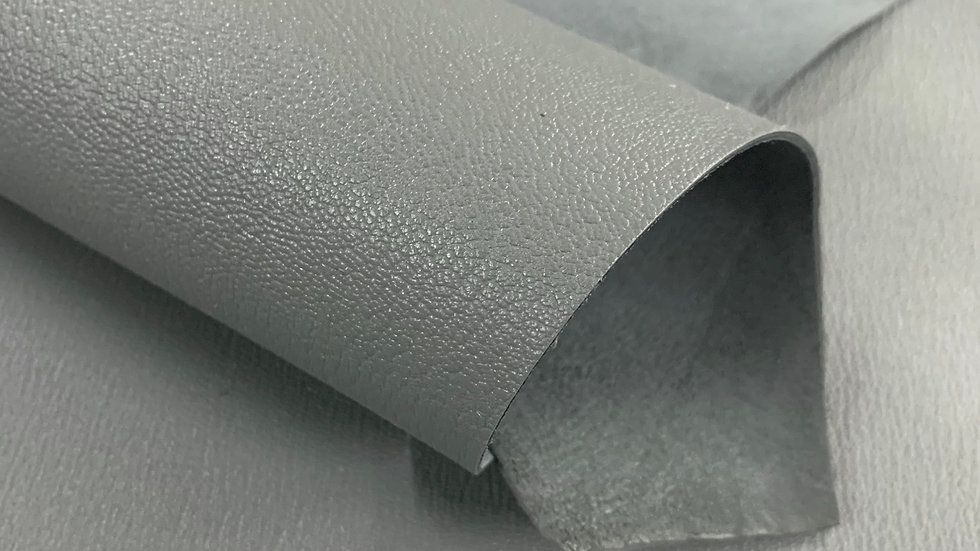 French Chèvre | Grey | Sample Panel