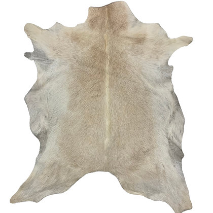 Goat Hide Rugs   Natural Pattern   10268