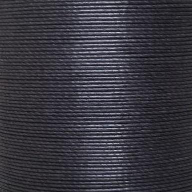 Superfine Waxed Linen Thread   Dark Grey   MS081