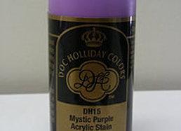 DH15 Mystic Purple Acrylic 2oz