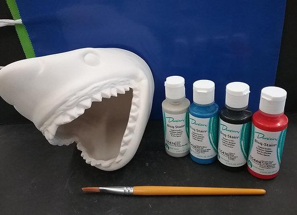 Shark Wall Hanger/ Planter/ Ashtray