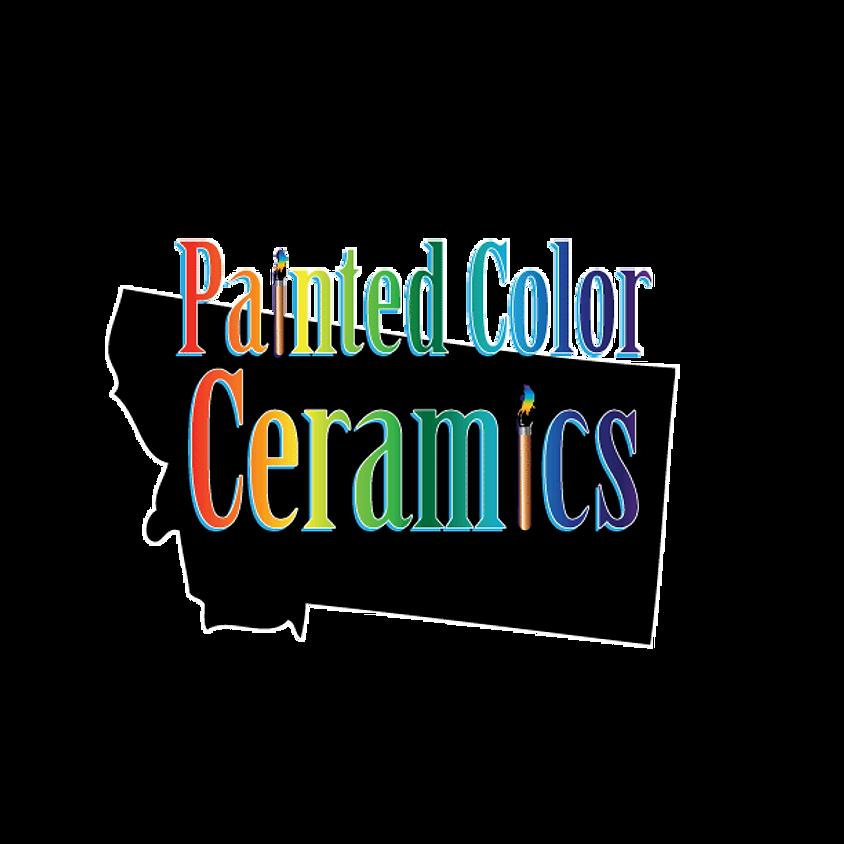 2020 Spring Montana Ceramic Retreat (SOLD OUT)