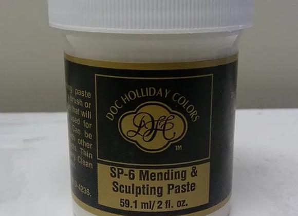 Sculpting & Mending Paste- 2oz. Doc Holliday