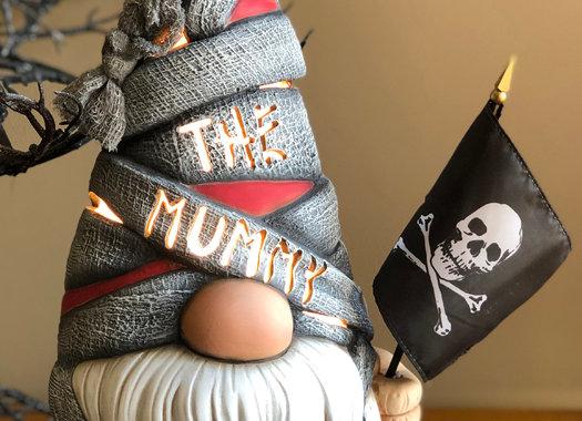 Mummy Gnome