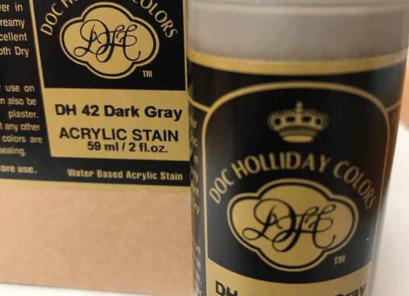 Dark Grey- DH42- Acrylic