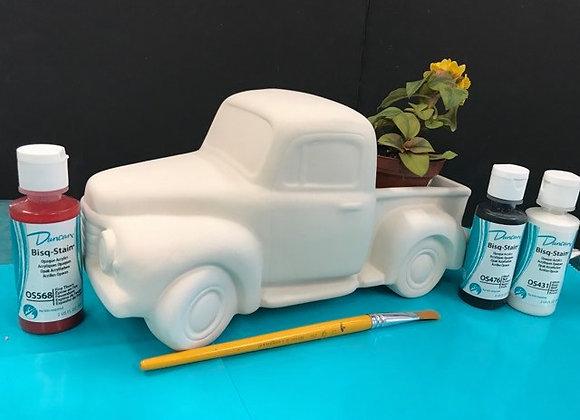 Chevy Truck Planter