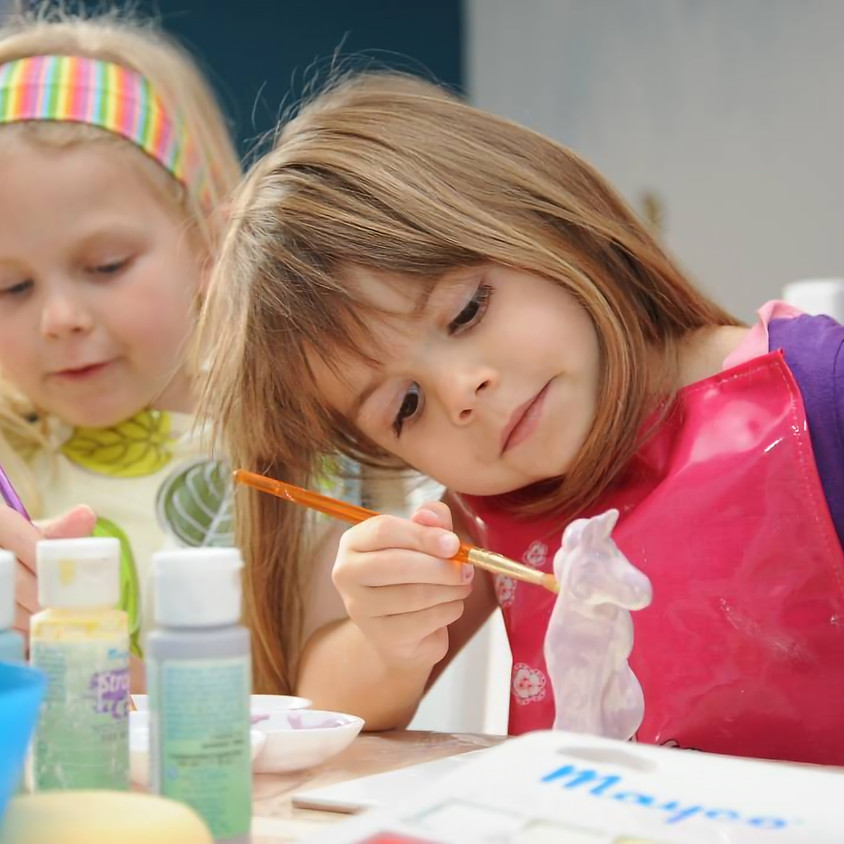 Kids Paint Day- Drop In- NO SIGN UP REQUIRED! (2)