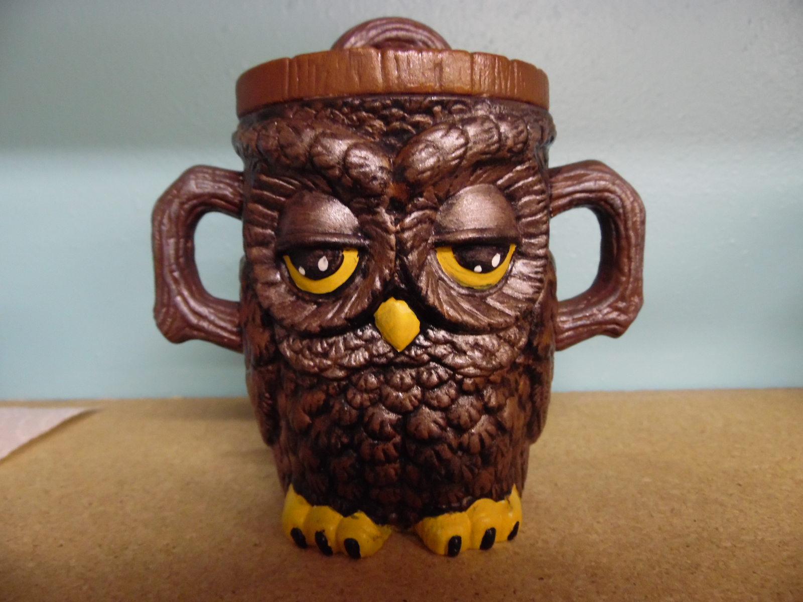 Owl by Sylvia