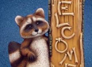 Raccoon Welcome- CM