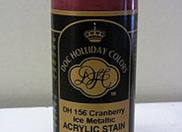 DH156 Cranberry Ice Metallic
