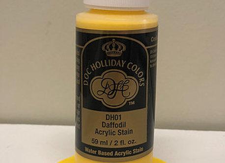 DH01 Daffodil Acrylic 2oz