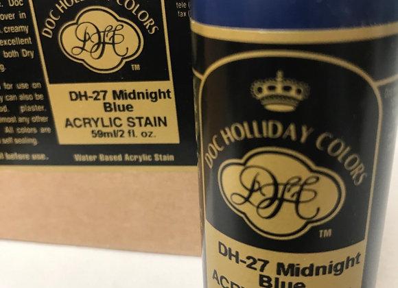 Midnight Blue- DH27