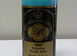 Dh40 Turquoise Acrylic
