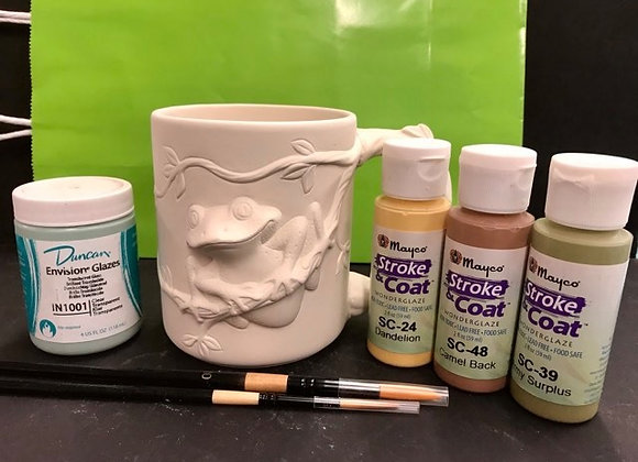 Frog Paint Kit To Go
