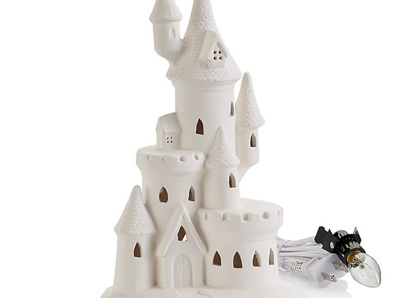 Castle Light Up (Plug In Included)