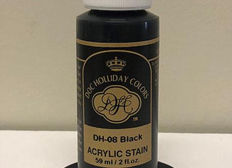 DH08- Black Acrylic