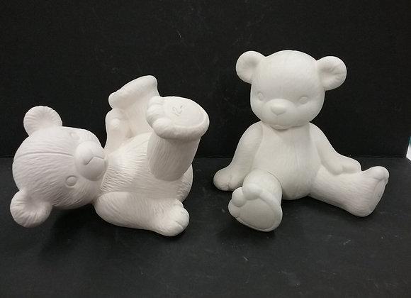 Bear babies Set of 2