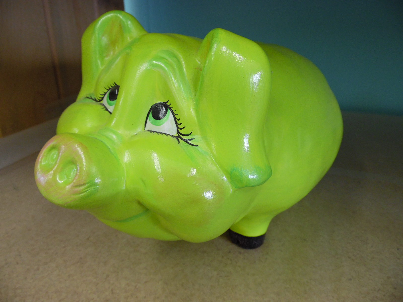 Piggy Bank by Steffeni