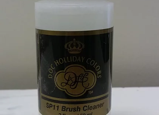 Brush Cleaner-2 oz.- Doc Holliday