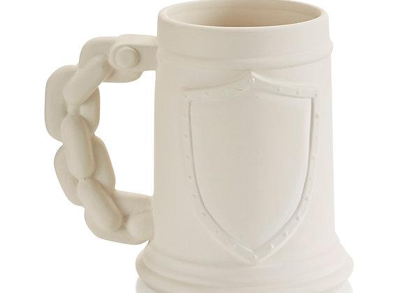 Sheild Stein Mug
