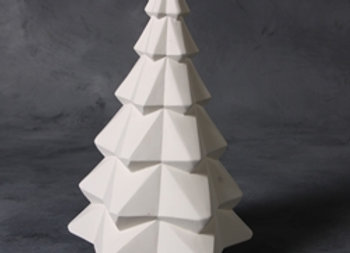 """Faceted Tree 10"""""""