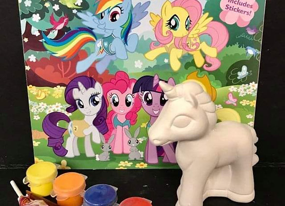 Hooray Spring MLP Paint Kit with Book