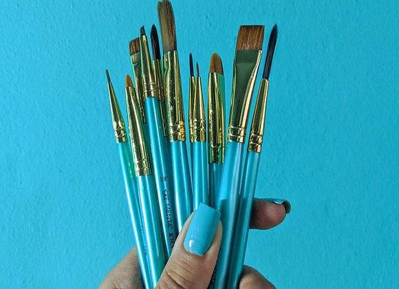 Acrylic-Brush Add On