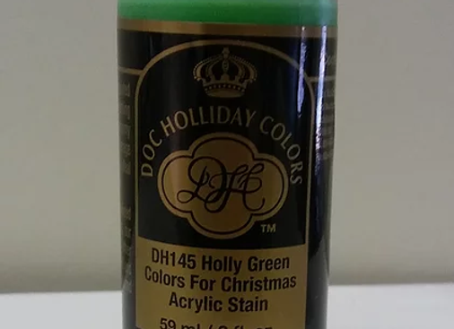 DH145 HollyGreen- Color For Christmas Acrylic