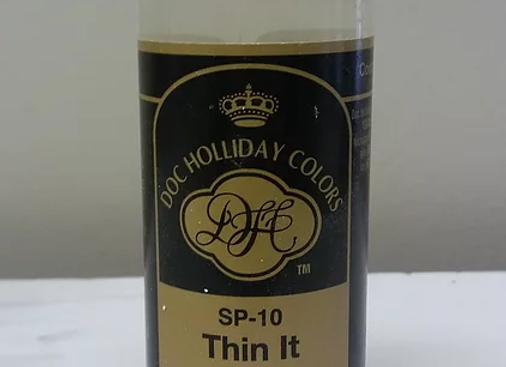 Thin It- Doc Holliday SP10- Acrylic Thinner