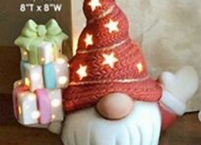 Rolf Gnome with Gifts