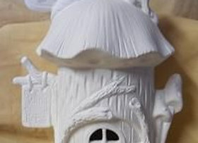 Butterlfy Challet Fairy House