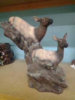 Elk by Wendy