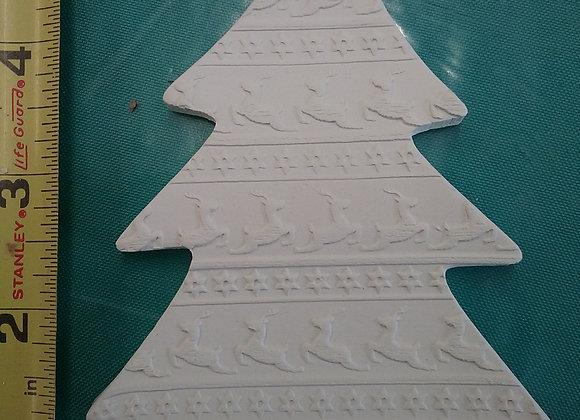 Reindeer tree ornament